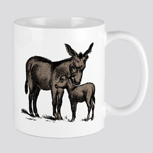 Donkeys Mug