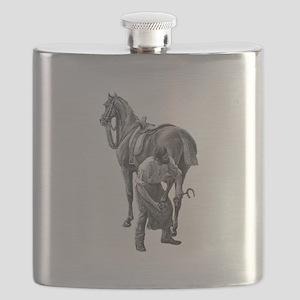 Farrier Flask