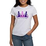 Shop 'til We Drop Women's T-Shirt
