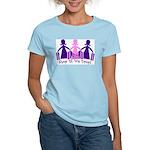 Shop 'til We Drop Women's Light T-Shirt