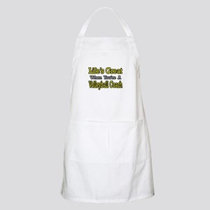 """""""Great...Volleyball Coach"""" BBQ Apron"""