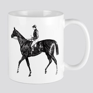 Steelpechase Rider Mug