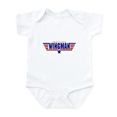 Daddy's Little Wingman Infant Bodysuit