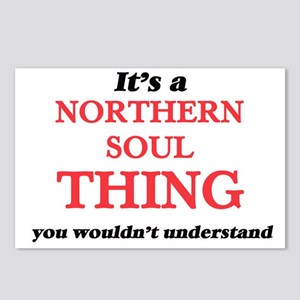 It's a Northern Soul Postcards (Package of 8)