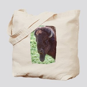 Buffalo Beard Tote Bag