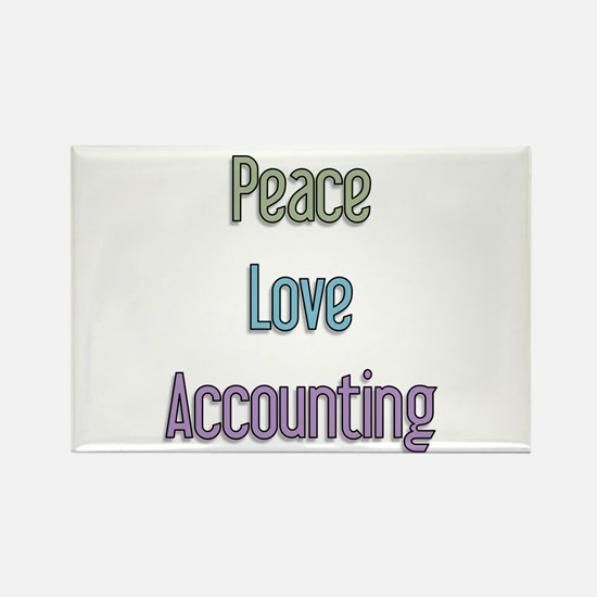 Accountant Gift Rectangle Magnet