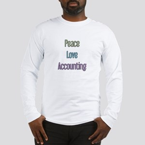 Accountant Gift Long Sleeve T-Shirt