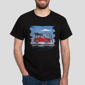 On the Road Again - Bright Sky Dark T-Shirt