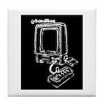 e-banditos Tile Coaster