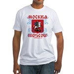 Promo VeryRussian.com Fitted T-Shirt