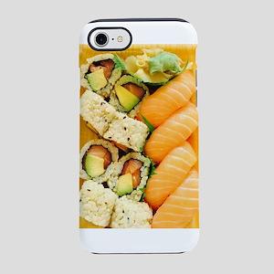 Yummy Sushi 4Mike iPhone 8/7 Tough Case