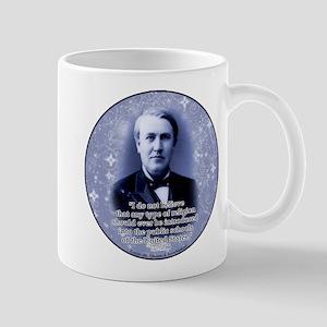 Thomas Edison Mug