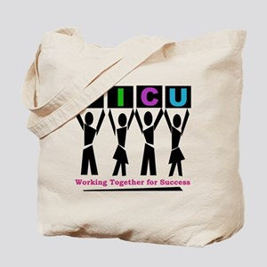 Working Together for Success Tote Bag