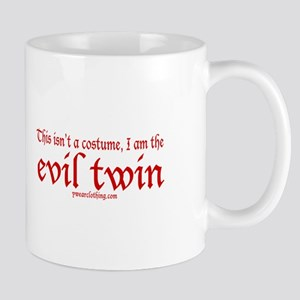No Costume Twin Mug