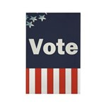 Vote Rectangle Magnet (100 pack)
