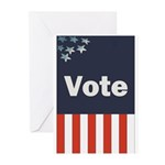 Vote Greeting Cards (Pk of 10)
