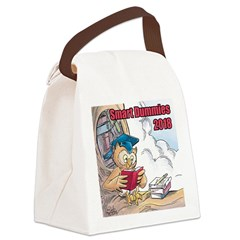 Smart Dummies 2018 logo square Canvas Lunch Bag