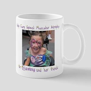 Cure SMA for Destiny Mug