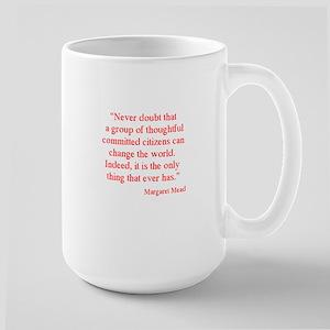 margaret mead Mugs