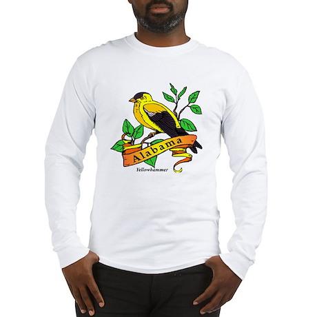 Alabama State Bird Long Sleeve T-Shirt