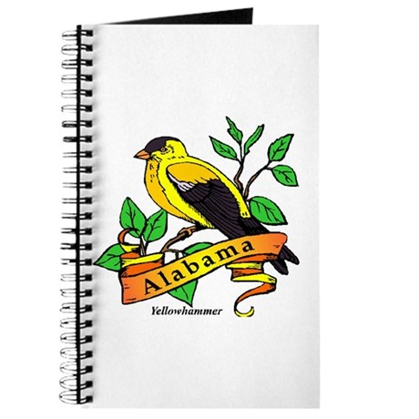 Alabama State Bird Journal