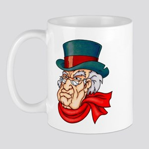 Mean Old Scrooge Mug