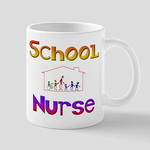 School Nurse Mug
