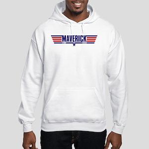Maverick Top Gun Hooded Sweatshirt