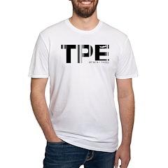 Taipei Airport Code Taiwan TPE Shirt