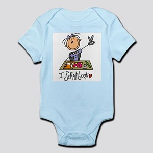 I Scrapbook Infant Bodysuit