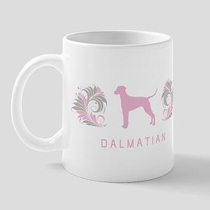 """Elegant"" Dalmatian Mug"
