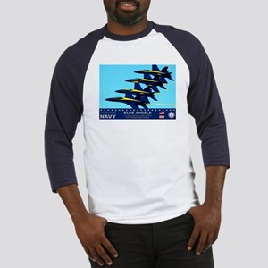 Blue Angels F-18 Hornet Baseball Jersey