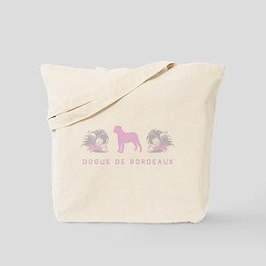"""""""Elegant"""" Dogue de Bordeaux Tote Bag"""