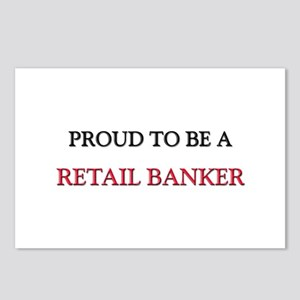 Proud to be a Retail Banker Postcards (Package of