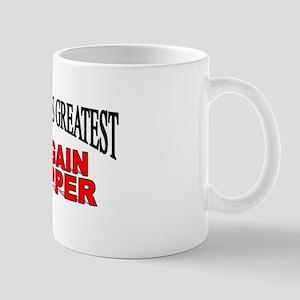 """The World's Greatest Bargain Shopper"" Mug"