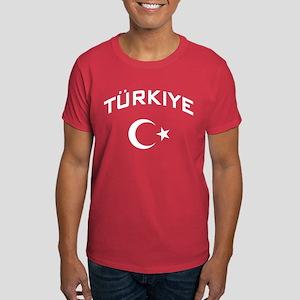 Turkiye Dark T-Shirt