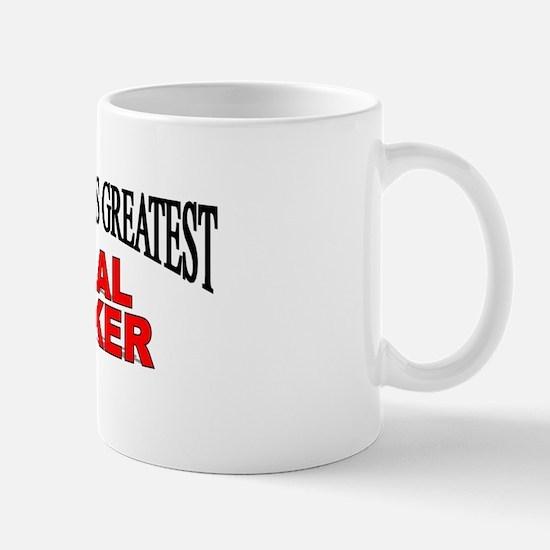 """The World's Greatest Deal Maker"" Mug"