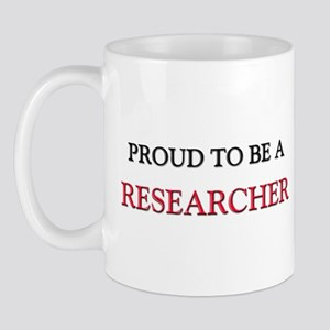 Proud to be a Researcher Mug