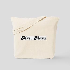 Mrs. Marx Tote Bag