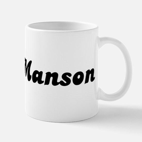 Mrs. Manson Mug