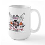 Speed Demon Racing Large Mug
