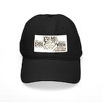EdiVape™ Black Cap with Patch