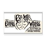 EdiVape™ 20x12 Wall Decal