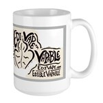 EdiVape™ 15 oz Ceramic Large Mug