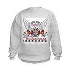 Speed Demon Racing Kids Sweatshirt