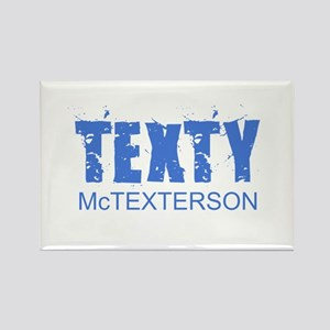 Texty McTexterson Magnets
