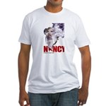 NANCY Fitted T-Shirt