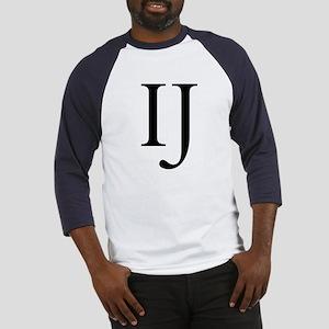 IJ Baseball Jersey