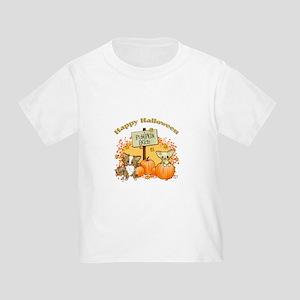 Chihuahua Halloween Toddler T-Shirt