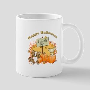 Chihuahua Halloween Mug